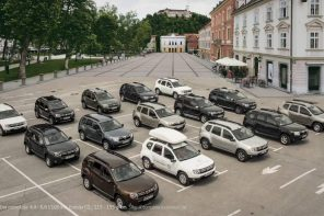 Prvi automobilski dancemob na svijetu – Another one Drives a Duster